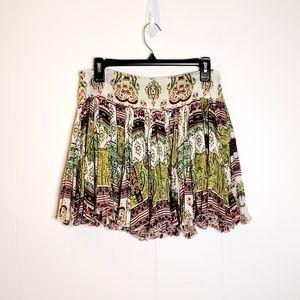 RAGA Boho Style Ruffled Skirt NWT